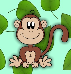 cartoon_monkey